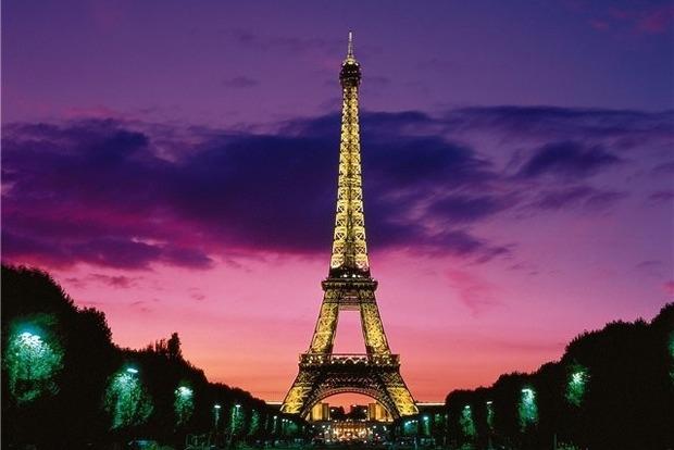 Эйфелеву башню в Париже погасят в знак солидарности с Алеппо