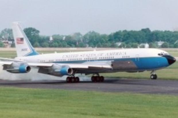 Самолет Трампа мог взорваться из-за ошибки механиков