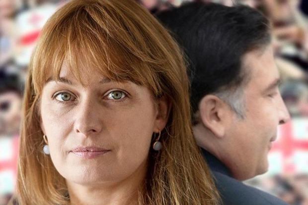 Что власти хотят экстрадировать Михаила вГрузию— супруга Саакашвили