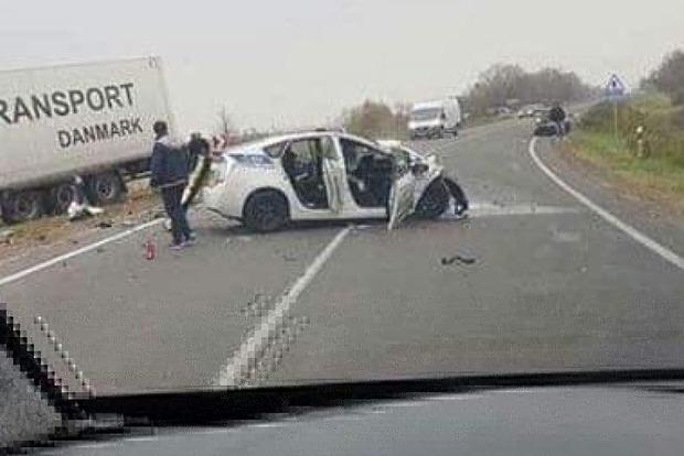 Помер другий поліцейський, який постраждав в аварії на Львівщині