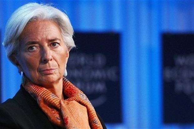 Лагард переизбрана на пост директора МВФ на второй срок