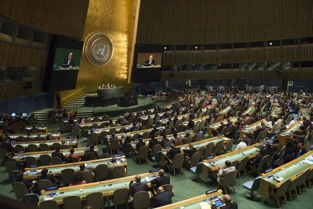 Генеральная ассамблея ООН приняла резолюцию по Крыму