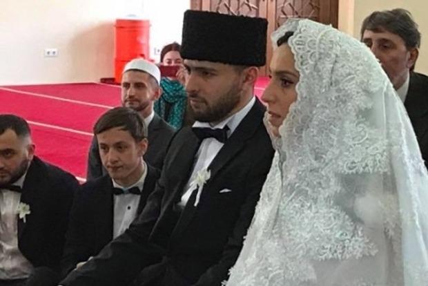 Супруг Джамалы опубликовал трогательное видео со свадьбы