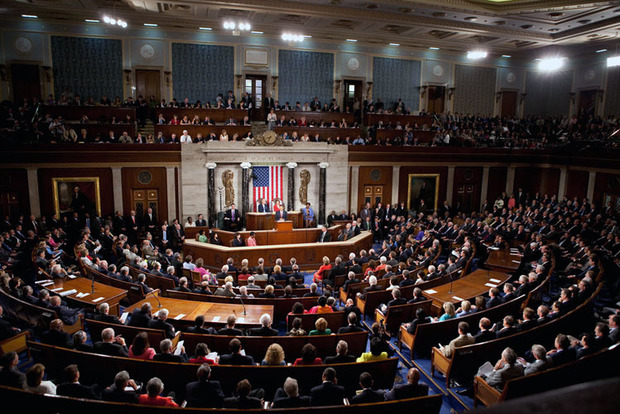 В съезд США внесен вопрос обимпичменте Трампа