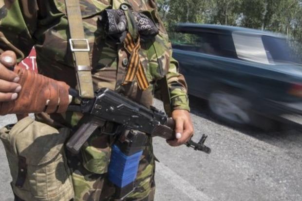 За сутки боевики семь раз обстреляли позиции сил АТО
