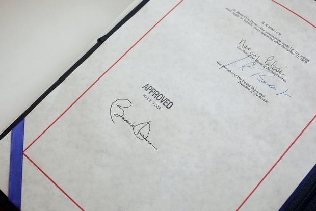 Сенат США собирается отменить Obamacare