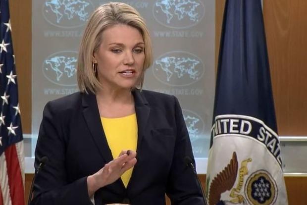 Держдеп США спростував інформацію про те, що експерти по хімзброї увійшли в Думу