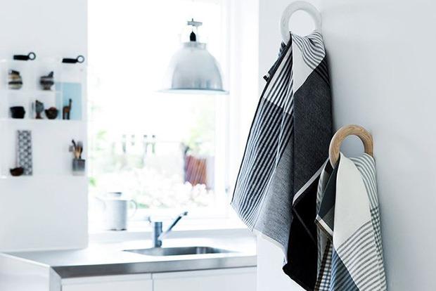 Кухонні рушники можуть бути причиною отруєнь