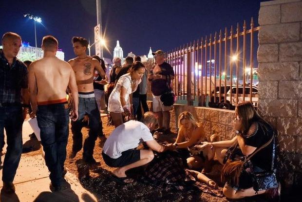 Стрельба в Лас-Вегасе велась в течение девяти минут