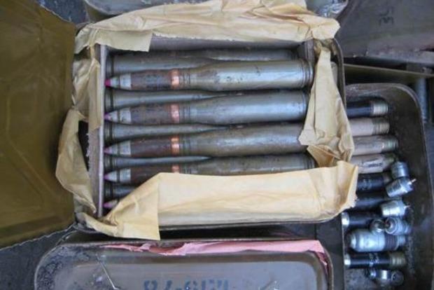 В Черновцы из зоны АТО военный поставлял оружие