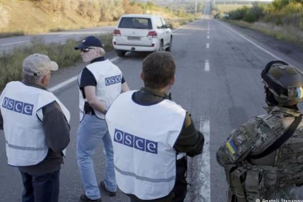 Миссия ОБСЕ может посетить Крым