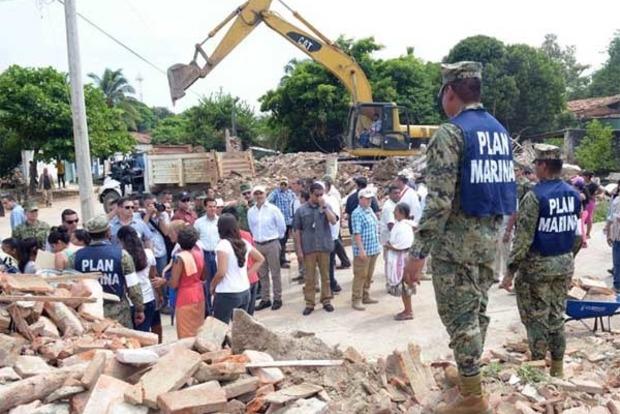 Землетрус уМексиці: число жертв досягло 298 осіб
