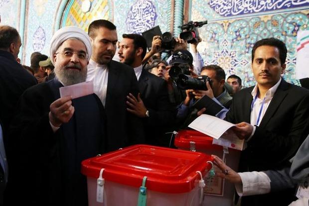 Хасан Рухани переизбран на пост президента Ирана