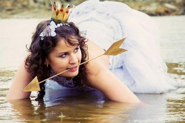 Свадебные фото, за которые становится стыдно