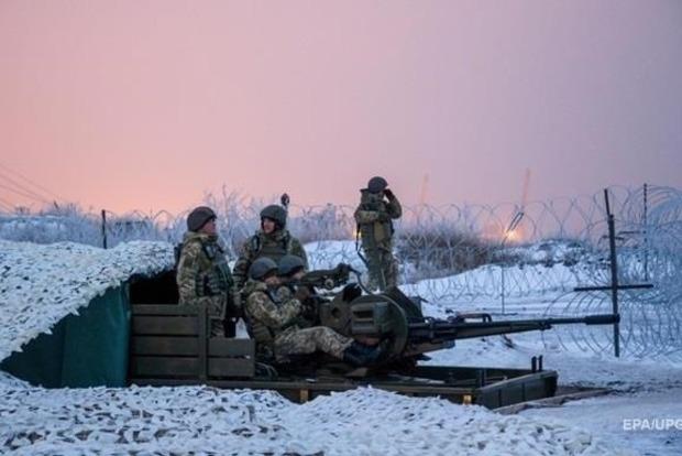 Сутки в АТО: сепаратисты трижды сорвали перемирие