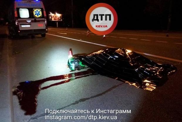В жутком ДТП в Киеве разбился охранник Порошенко
