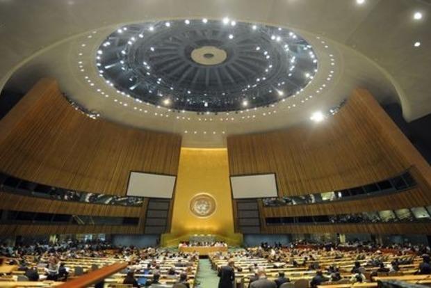 В ООН проголосували за кримську резолюцію