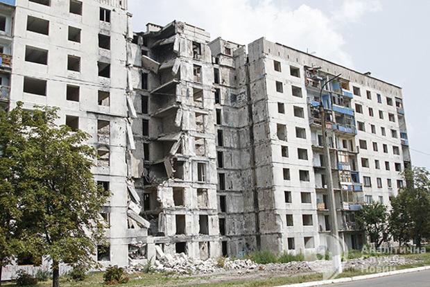Российские боевики на Донбассе проводят учения