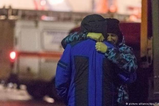 Пожар в Кемерово: стало известно, кто запер детей в кинотеатре