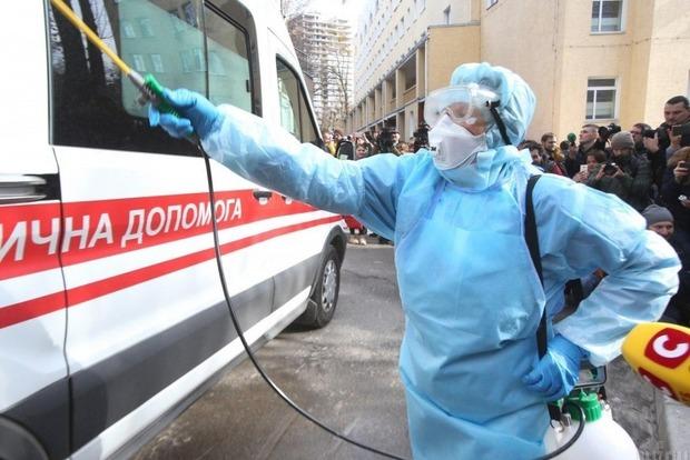 Стремительный рост. В Украине за сутки подтвердилась рекордное количество больных коронавирусом