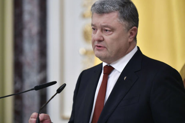 Порошенко: Украина освободилась от культурной оккупации