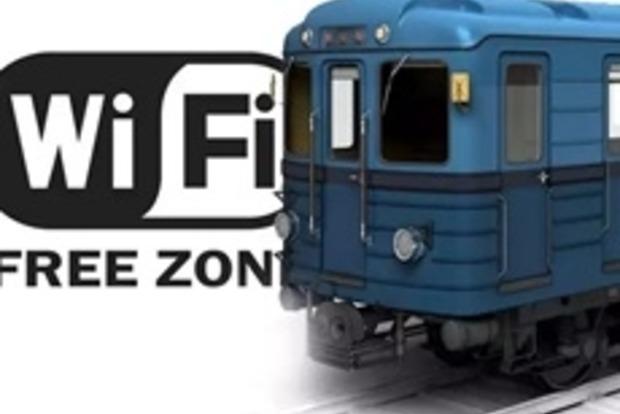 Кличко: WiFi будет в каждом вагоне киевского метро