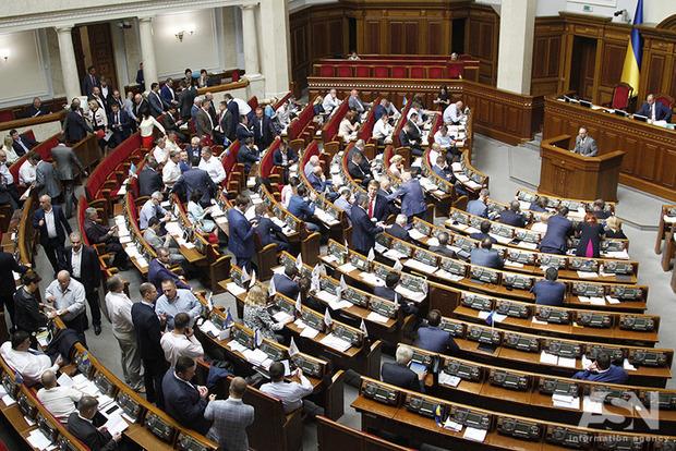 Рада хочет увеличить расходы на выплату пенсий
