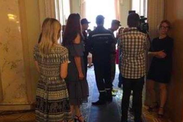 Депутат Богомолец упала обморок в туалете Верховной Рады