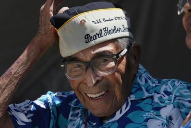 Умер американский ветеран, переживший Перл-Харбор в 1941 году