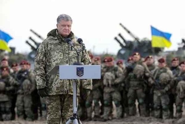 Порошенко назвал требования Украины на встрече в Нормандском формате