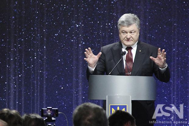 Порошенко призвал ужесточить санкции против РФ за нарушение прав человека в Крыму