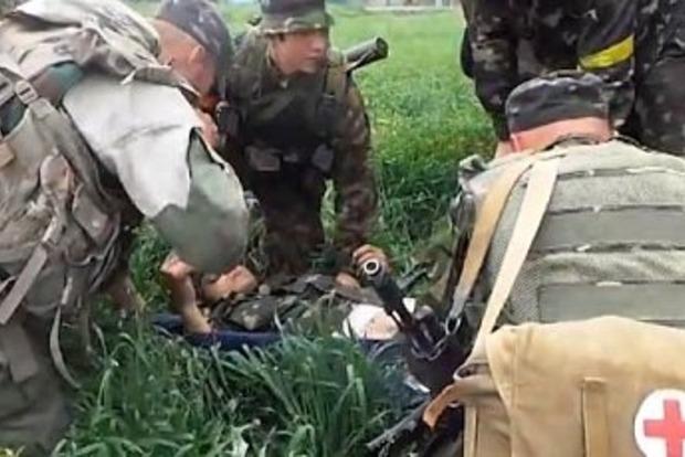 Лысенко: В зоне АТО на мине подорвался солдат, он погиб