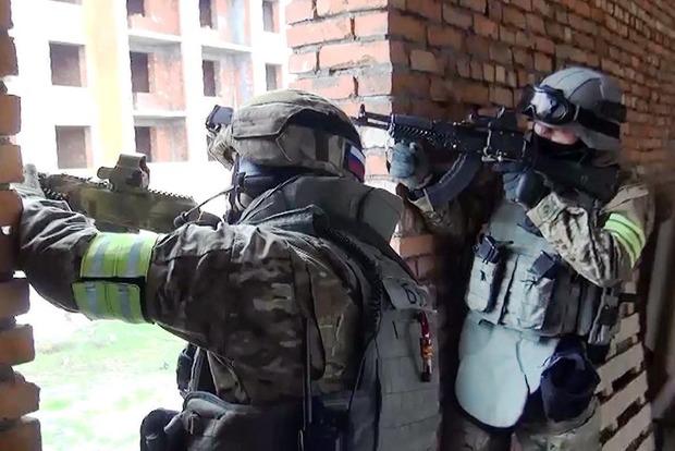 В Дагестане во время спецоперации погибли четверо российских силовиков