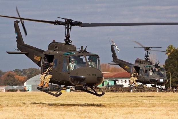 В Греции разбился военный вертолет, четверо погибших
