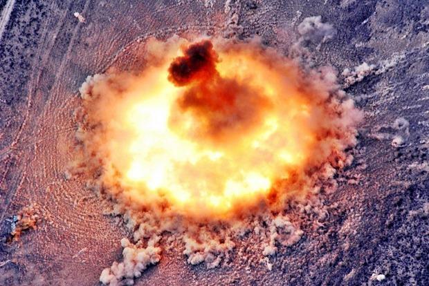 Асад снова применил вакуумные бомбы, есть жертвы