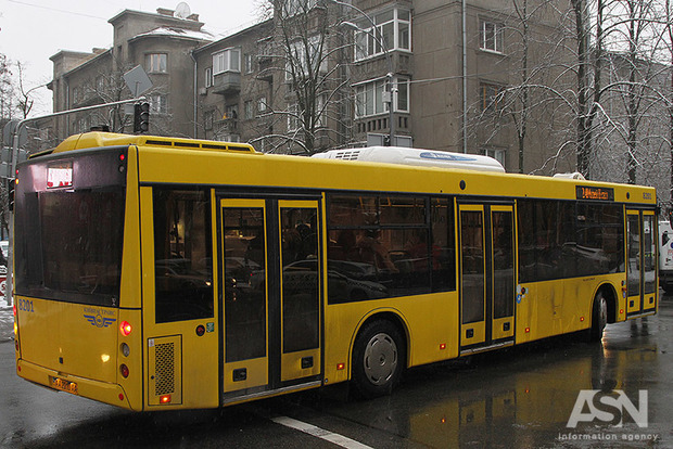 В Киеве проезд в общественном транспорте подорожает сразу в два раза