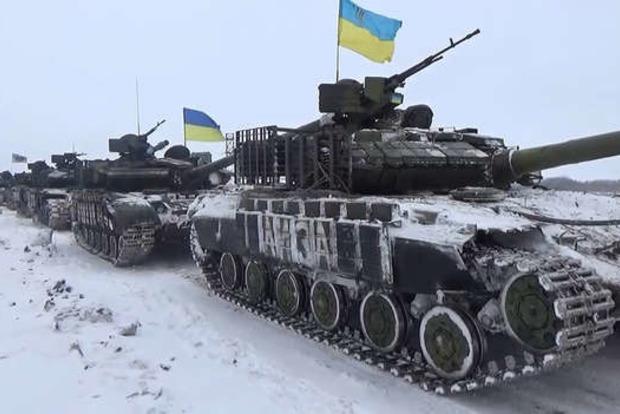 Сутки на Донбассе: есть погибший и раненые