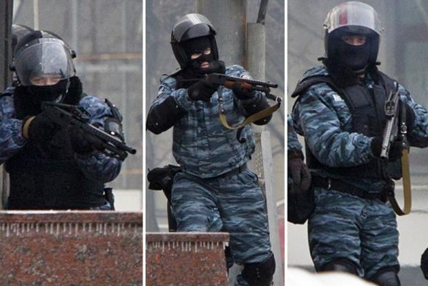 ГПУ: Беркутовцам и внутренним войскам выдавали охотничьи патроны для помповых ружей