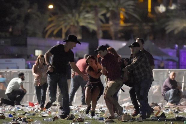 Стрельба в Лас-Вегасе: количество пострадавших превысило 400