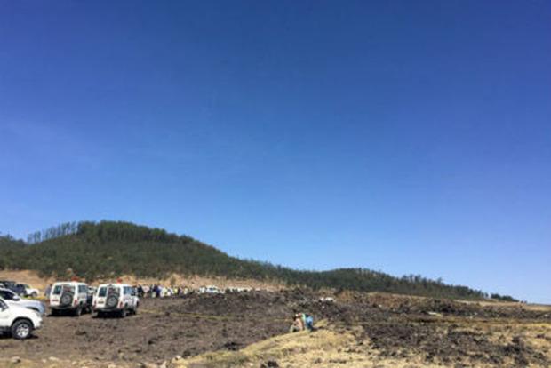 Під час аварії Boeing 737 в Ефіопії загинули росіяни