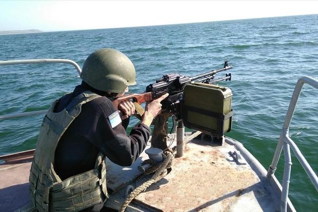 Президент ввел в действие решение СНБО по неотложной защите морей