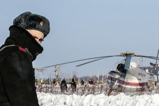 У Росії заборонили польоти українського літака Ан-148