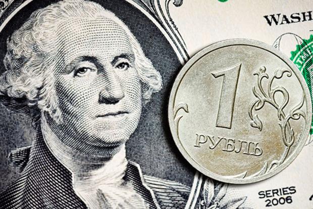 В России из-за санкций рекордно взлетел курс доллара