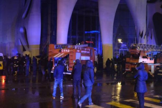 В Грузии при пожаре в элитном отеле погибли 11 человек