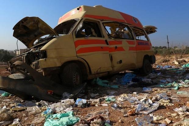 В российском Минобороны назвали «заказчиков убийства» медсестры в Алеппо