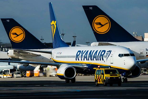 Ryanair в Украине. Омелян сообщил о второй попытке