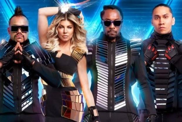 На открытии финала Лиги чемпионов пройдет концерт Black Eyed Peas