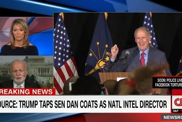 Трамп определился с кандидатом на должность главы разведки США - CNN