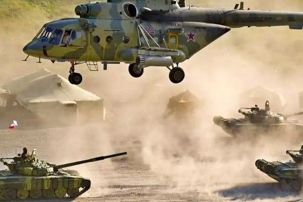 В РФ начались самые масштабные военные учения в 2015 году