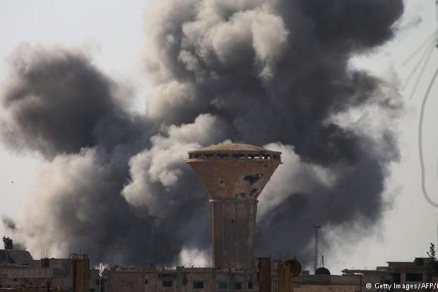 Вопреки меморандуму. Авиация Асада нанесла удары в зоне деэскалации